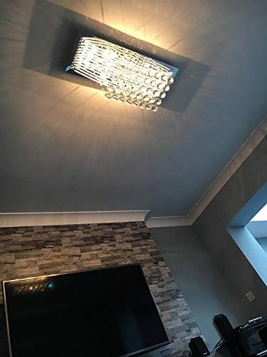 Crystal-Modern-Chandeliers-LWH-205030-cm-4-Led-Warm-White-for-living-room-ceiling-lights-jhumar-jhoomar-fixture-Lighting-LED-Ceiling-Light-Pendant-Bulb-LWH-205030-cm-4-Led-Warm-White