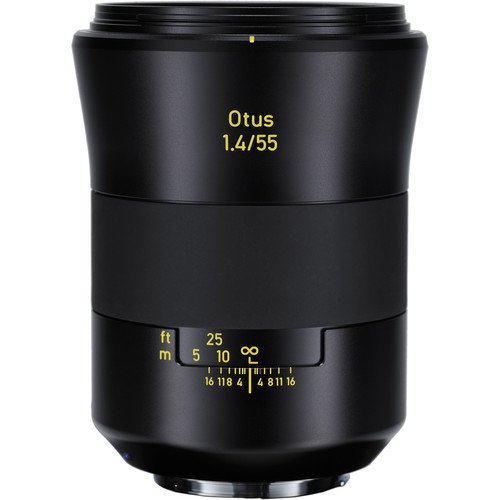 Zeiss 55mm f/1.4 Otus Distagon T* Lens for Canon EF (Manual Focus)