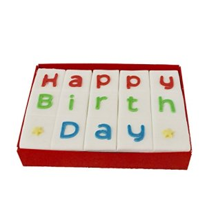 Happy Birthday Message Cake (Lemon) 41Xk1G0nseL