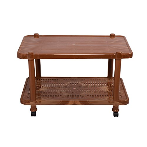 Cello Oscar Dining Table (Sandalwood Brown) 181