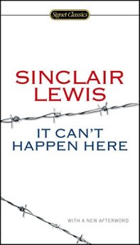 It Can't Happen Here (Signet Classics) by [Lewis, Sinclair]