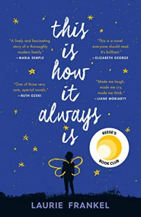Image result for THis is how it always is book cover