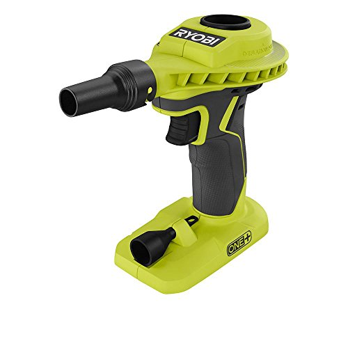 RYOBI 18-Volt ONE+ Cordless High Volume Power Inflator (Tool Only) P738 (Bulk Packaged, Non-Retail Packaging) 41Y 2BE5kbQtL