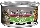 Purina Pro Plan Savor Adult Turkey & Vegetable in Gravy - 24 x 3 oz