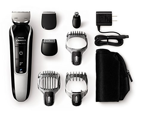 Philips Norelco Multigroom 5100 Grooming Kit - 18 Length Settings QG3364/49