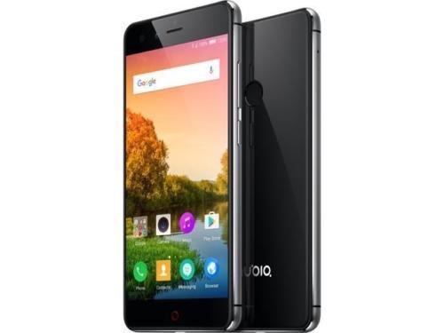 "Nubia Z11 Mini Dual SIM Unlocked GSM Smartphone 5.0""FHD 1080p Black 32GB Storage 3GB RAM"