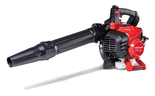 Craftsman CMXGAAMR27AV 27cc 2-Cycle Full Crank Engine Gas Powered Vac Leaf Blower