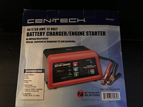 CEN-TECH Battery charger / Engine starter box