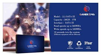 Gamerking-SSD-64GB-SATAIII-25-inch-6Gbs-7MM-Internal-Solid-State-Drive-for-PC-Laptop-Desktop-Hard-Drive-SSDSSD-64GB-25-SATA-