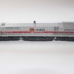 trains Mehano Prestige, LOCO BOMBARDIER BT2 MKB 1-DC Operated/CN, TT Scale 41YBE65BDtL