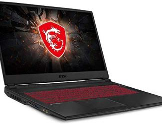 MSI GE75 Raider-023 17.3' Ultra Thin Bezel Gaming Laptop NVIDIA RTX 2080 8G, 144Hz 3ms, Intel i7-8750H (6 cores), 32GB, 1TB NVMe SSD + 2TB HDD,  Per Key RGB, Win 10, Aluminum Black