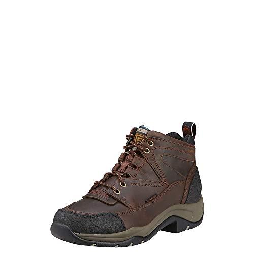 Ariat Women's Terrain H2O Hiking Boot, Copper, 8 B US