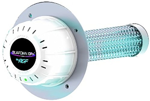 RGF QRP-9 Guardian Air QR+ in-Duct Air Purifier 9' Probe, 24 VAC