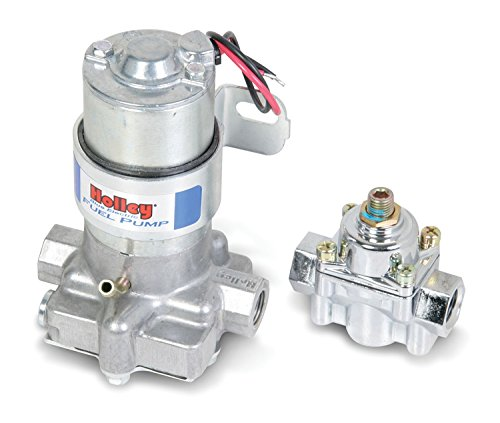 Holley 7128021 Blue Electric Marine Fuel Pump