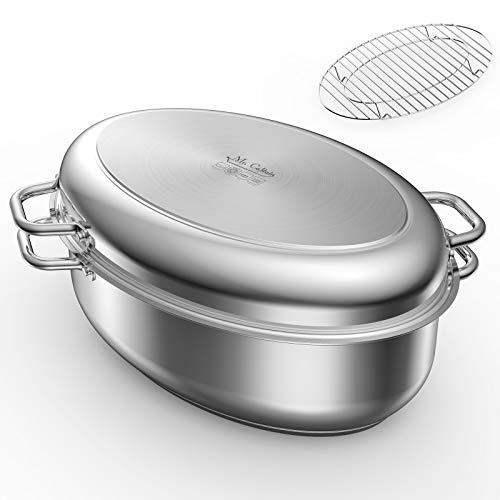 Mr Captain Roasting Pan with Rack