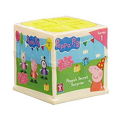 Easter Peppa Toy