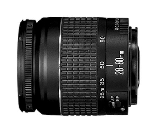 Canon EF 28-80mm f/3.5-5.6 II Standard Zoom Lens for Canon SLR Cameras (Discontinued by Manufacturer)