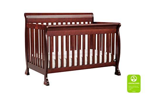DaVinci Kalani 4-in-1 Convertible Crib, Rich Cherry