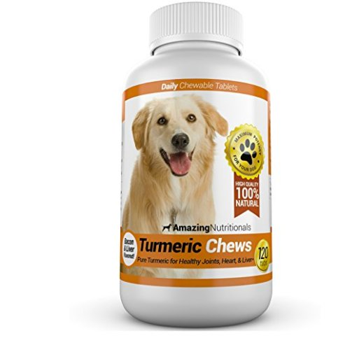 Amazing-Turmeric-for-Dogs-Curcumin-Pet-Antioxidant-Eliminates-Joint-Pain-Inflammation-120-Chews