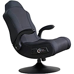 X Rocker 5142201 Commander 2.1 Audio Gaming Chair