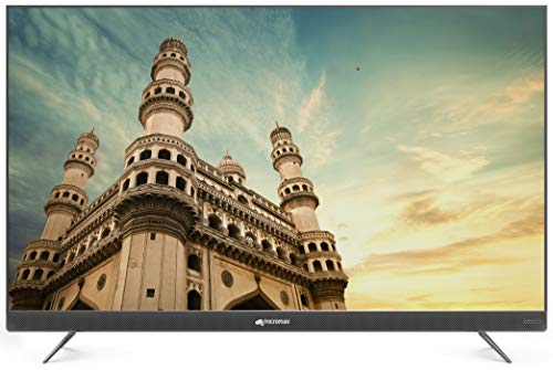 Micromax 139.7 cm (55 inches) 4K UHD LED Certified Android TV L55TA7000UHD  (Matte Grey) 9