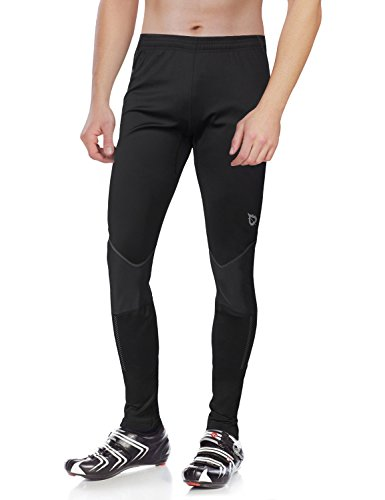 Baleaf Men's Windproof Thermal Cycling Tight Pants Size XL