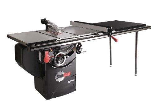 SawStop PCS31230-TGP252 3-HP Professional Cabinet Saw