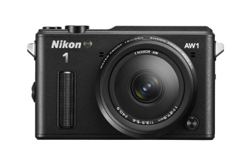 Nikon 1 AW1 Waterproof Camera