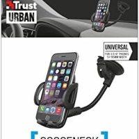 Trust 21721 Ayarlanabilir Cam Vantuzlu Araç İçi Telefon Tutucu 19