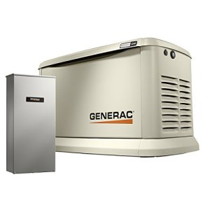 Generac Guardian Aluminium Enclosure 22/19.5kW Air Cooled Standby Generator