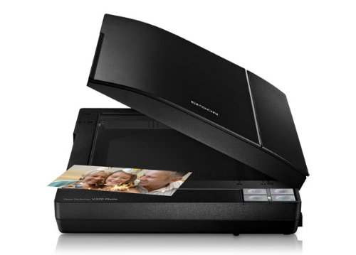 Epson Perfection V370 Color Photo, Image, Film, Negative & Document  Scanner with scan-to-cloud & 4800 x 9600 dpi