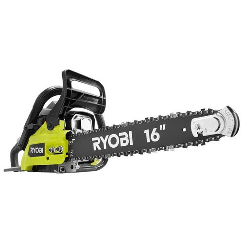 Ryobi ZRRY3716 37CC 2-Cycle 16' Gas Chain Saw (Renewed)