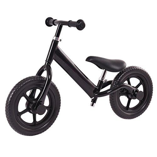 New 12 Balance Bike Classic Kids No Pedal Learn To Ride Pre Bike