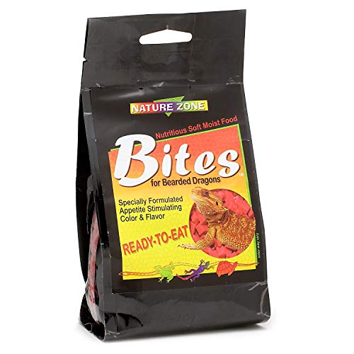 Nature Zone Bites for Bearded Dragons 1