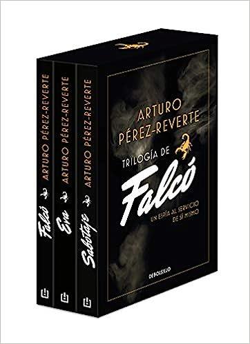 Trilogía de Falcó de Arturo Pérez-Reverte