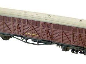 Dapol NB 001: BR Maroon Siphon G Wagon #W1449 (N Gauge) 41ZIzIHJPCL