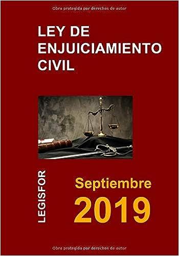 Ley de Enjuiciamiento Civil: 7.ª edición (septiembre 2018). Colección Textos Básicos Jurídicos Descargar PDF Gratis