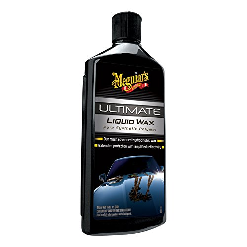 Meguiar's G18216 Ultimate Liquid Wax