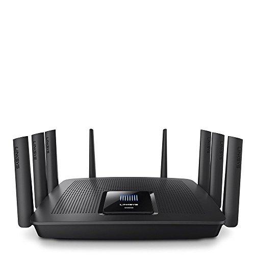 Linksys Max-Stream AC5400 MU-MIMO Gigabit Router (Certified Refurbished)