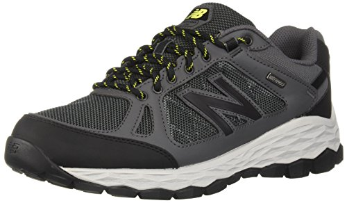 New Balance Men's 13501 Fresh Foam Walking Shoe, Grey, 10 D US