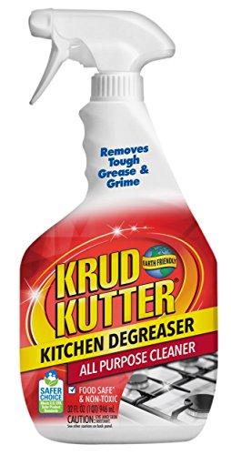 Krud Kutter 305373 Kitchen Degreaser All-Purpose Cleaner, 32 oz