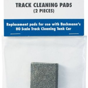 Bachmann Industries HO Scale Track Cleaning Replacement Pads (2-Pack) 41Zck22JRkL