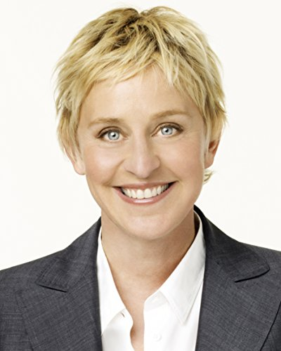 Ellen DeGeneres 8 x 10 GLOSSY Photo Picture