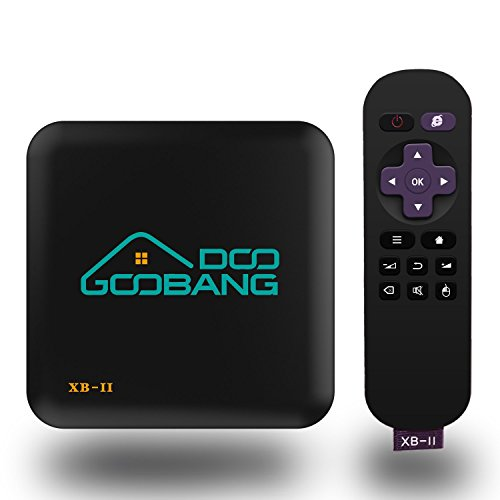 2018 Model Android 6.0 TV Box, T95X Android TV Box Amlogic S905X 64 Bits and True 4K Playing