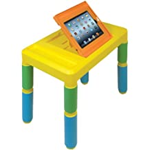 CTA Digital Kids Adjustable Activity Table for iPad
