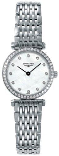 41ZiCah8pdL 48 VVS Diamonds 3 Year Warranty Polished Stainless Steel Case