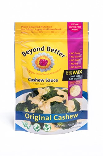 Beyond Better Cashew Cheese Dip and Sauce Mix