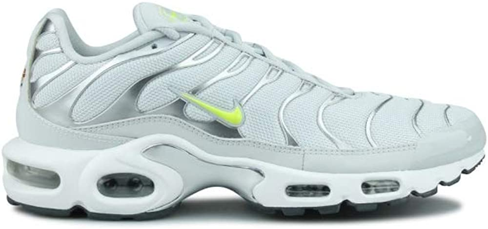 Nike Men's Air Max Plus Mesh Running Shoes