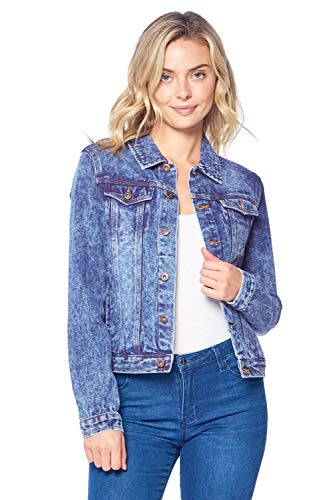Blue Age Womens Denim Jean Jacket and Sleeveless Vest 1 Fashion Online Shop Gifts for her Gifts for him womens full figure