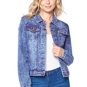 Blue Age Womens Denim Jean Jacket and Sleeveless Vest 20 Fashion Online Shop gifts for her gifts for him womens full figure